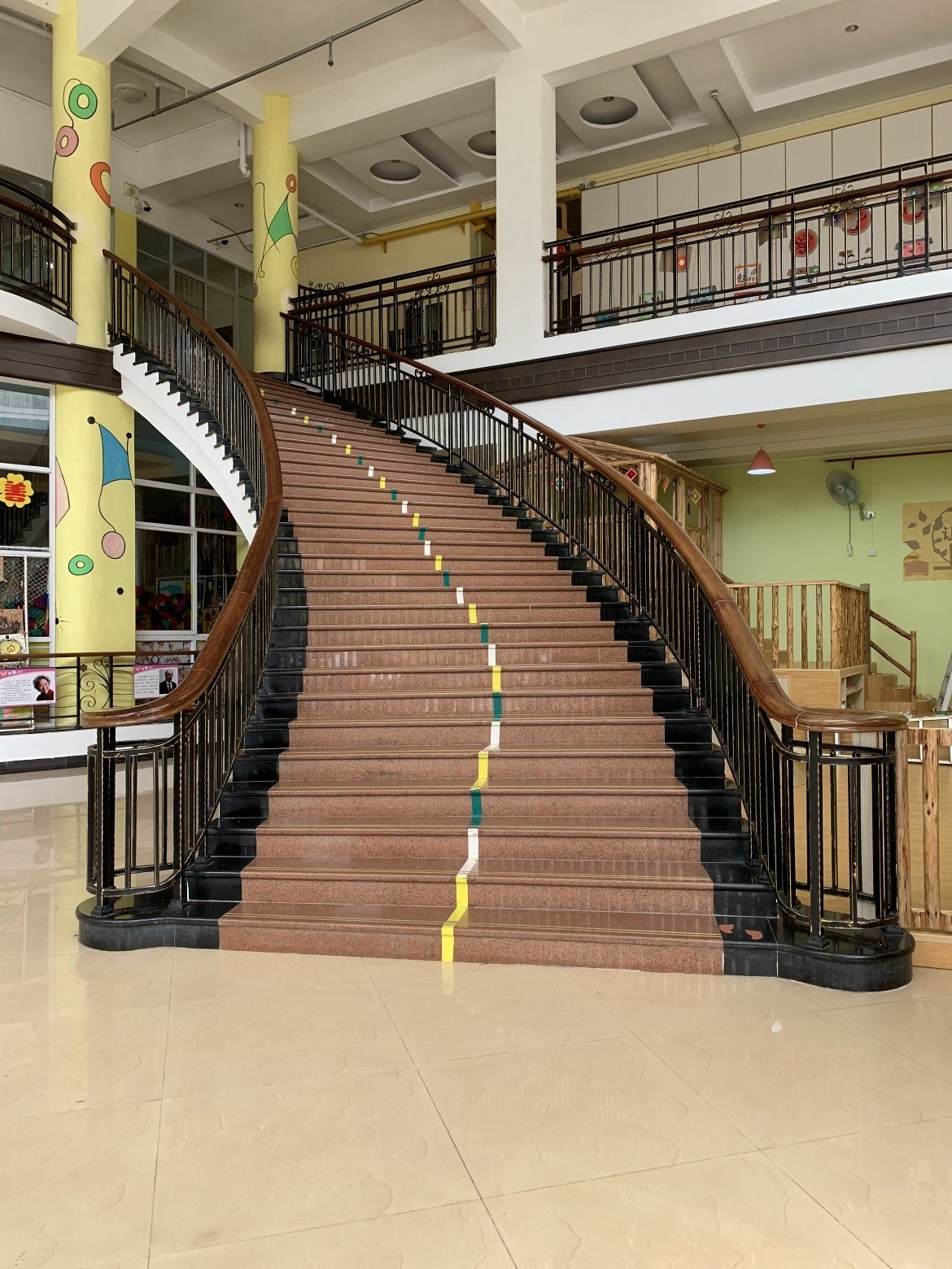 China Customized Luxury Indoor Wrought Iron Stair Railing Design | Interior Stairs And Railings | Traditional | Living Room | Crystal | Rectangular Tube | Inside