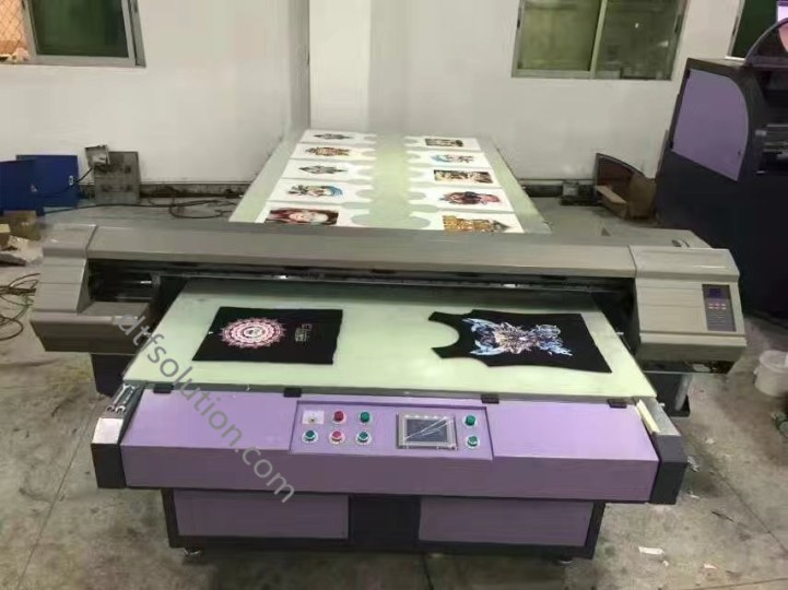 China Digital Textile Printer T Shirt Printing  Screen Printing     Digital Textile Printer T Shirt Printing  Screen Printing Machine