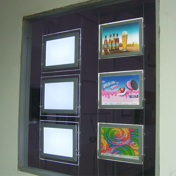 Led Display Light Box
