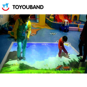 China 2018 Newest Interactive Floor Projector Game System for Indoor     2018 Newest Interactive Floor Projector Game System for Indoor Playground