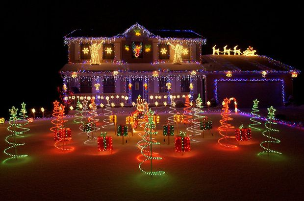 Best Christmas Light Displays Seattle