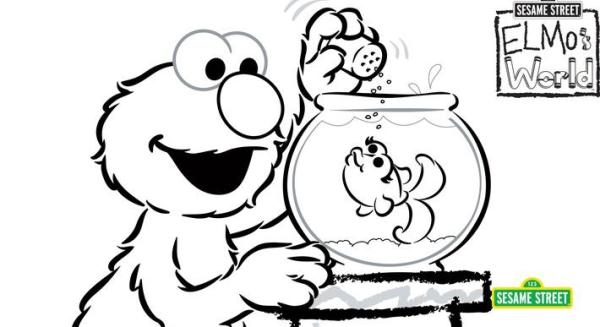 pbs coloring pages # 2