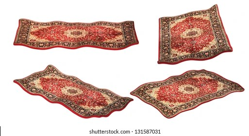 Magic Carpet Images  Stock Photos   Vectors   Shutterstock magic carpet isolated on the white background  set