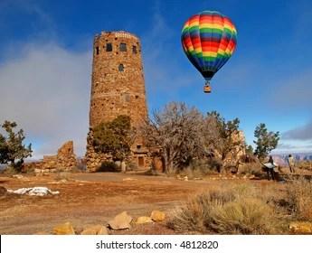 hot air balloon grand canyon # 42