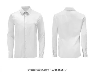 Collar Images  Stock Photos   Vectors  10  Off    Shutterstock White color formal shirt with button down collar isolated on white