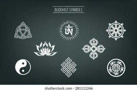 Interior Symbols For Buddhism 4k Pictures 4k Pictures Full Hq