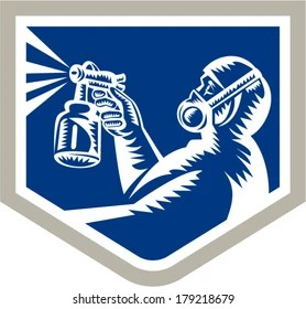 Car Paint Spray Stock Images Royalty Free Images