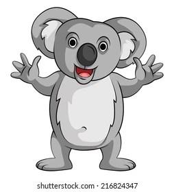 Smiling Koala Bear Images, Stock Photos & Vectors ...