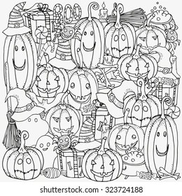spider web coloring page # 61
