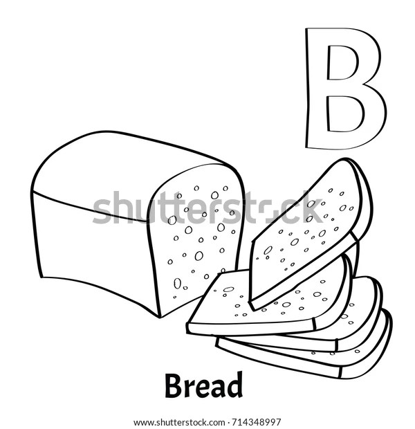 b coloring page # 19