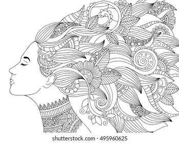 coloring pages fashion # 77