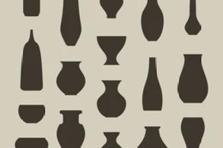 Download Wallpaper Japanese Vase Shapes Full Wallpapers