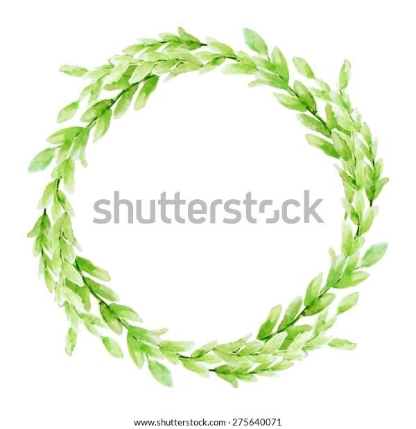 wreath template # 78