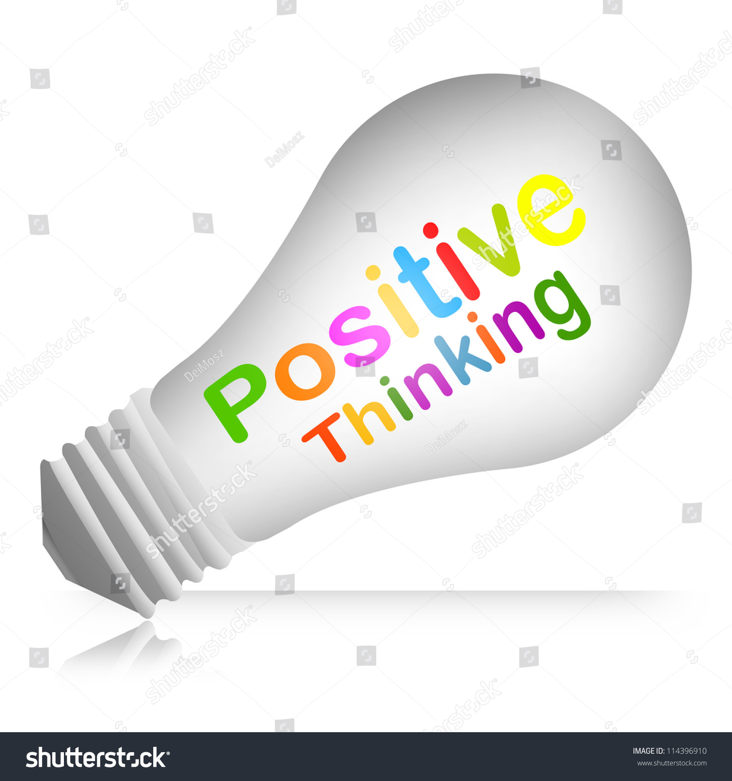 Positive Thoughts Clip Art Cliparts