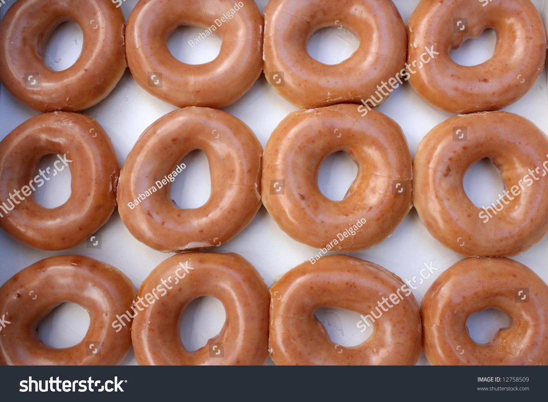 Krispy Background Kreme