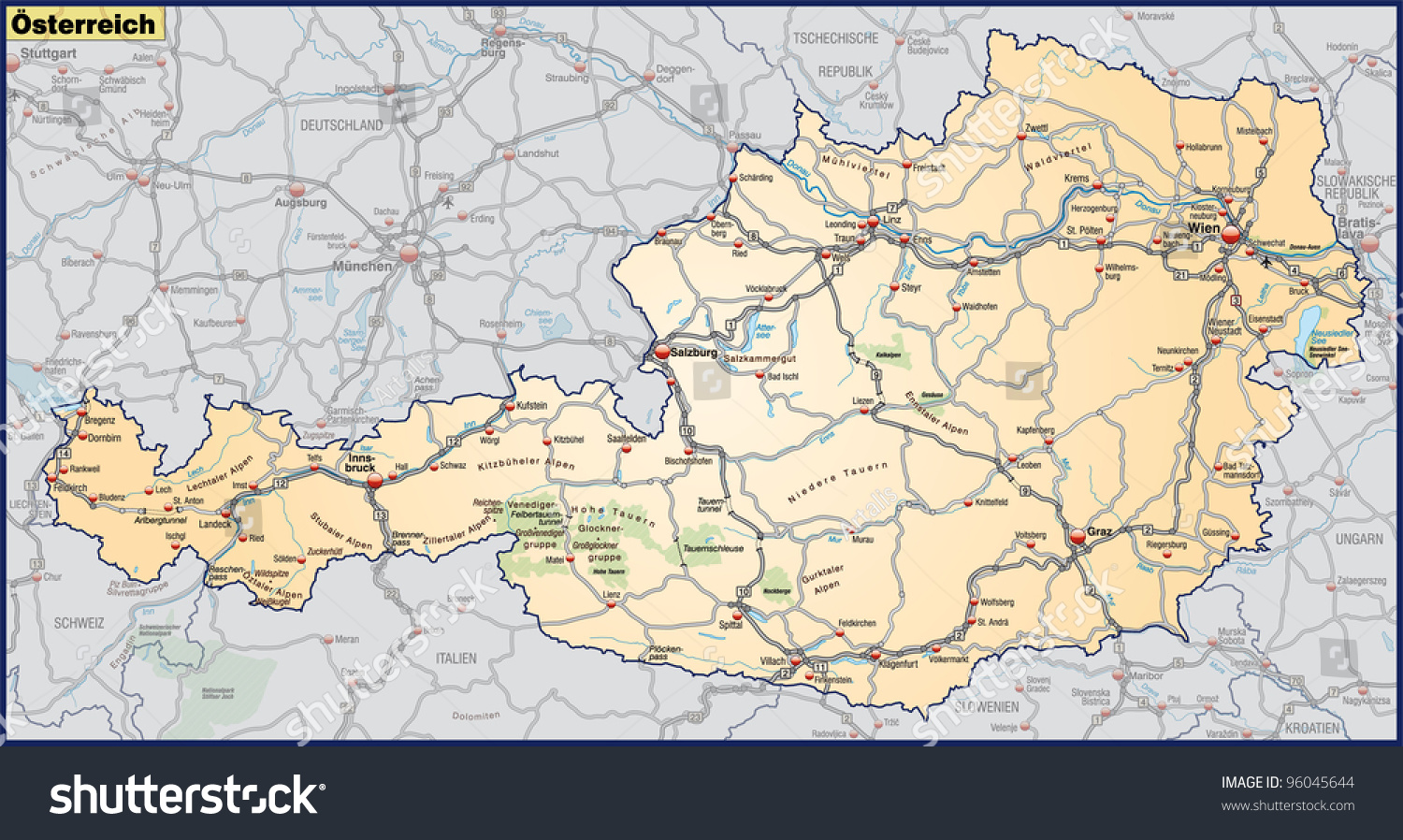Map for Free Download Map of