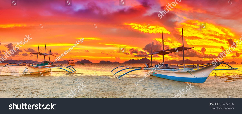 Bangka Boat Philippines