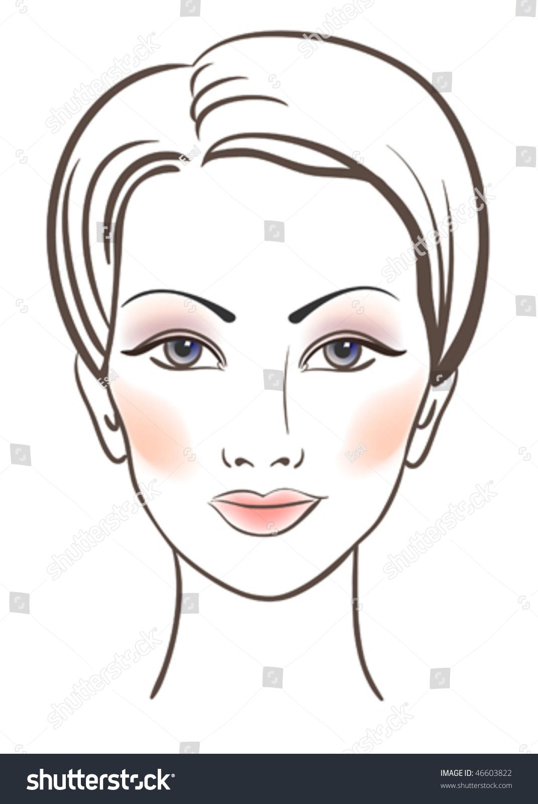Eye Clip Art Face Paint