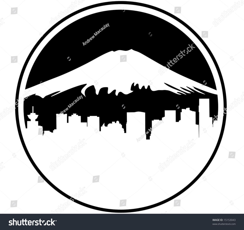 Black And White Logo Denver