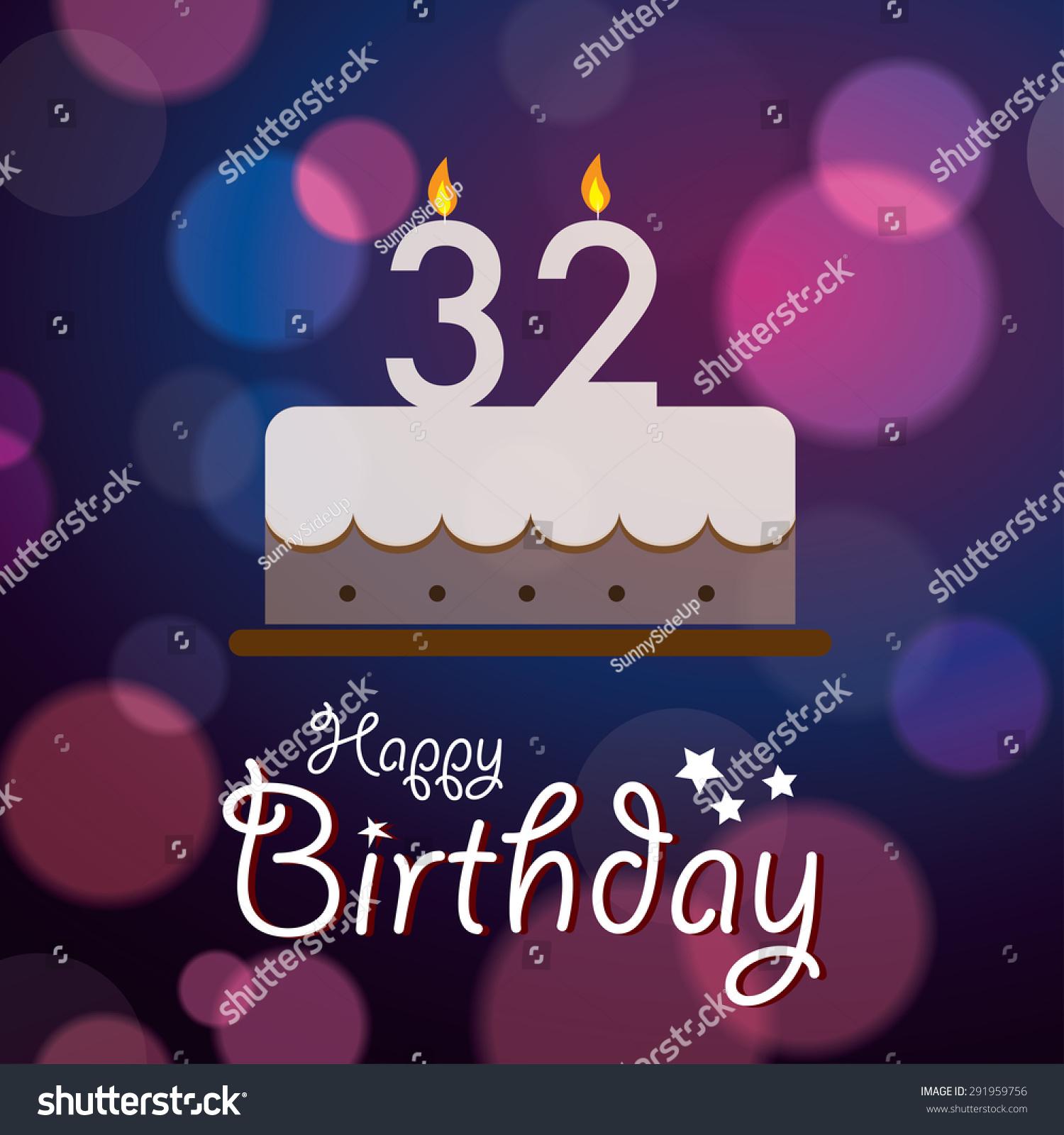 Happy 52nd Birthday Cake