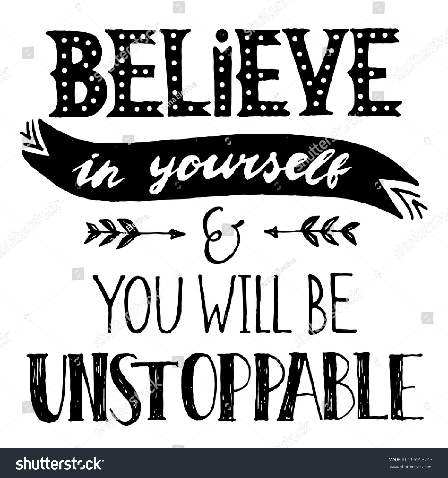 Symbol For Believe In Yourself