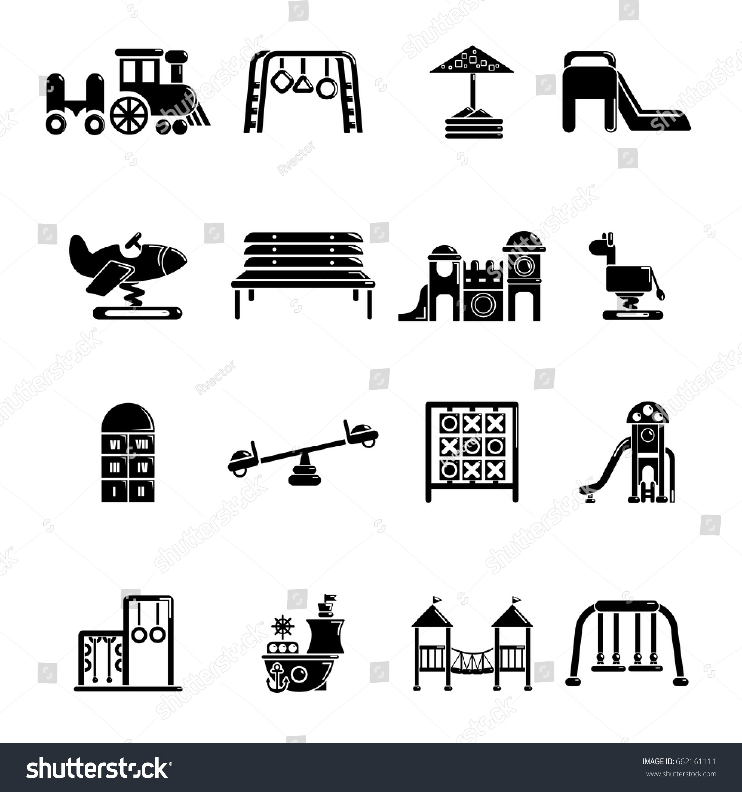 Picture Password Tic Tac Toe Electronic Circuit Symbols Stock Vector Illustration 1445110