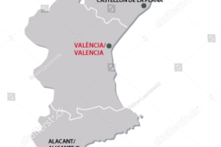 valencian community map » Full HD Pictures [4K Ultra]   Full Wallpapers