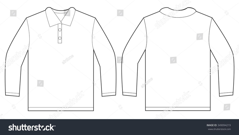 Download long sleeve t shirt template maxwellsz