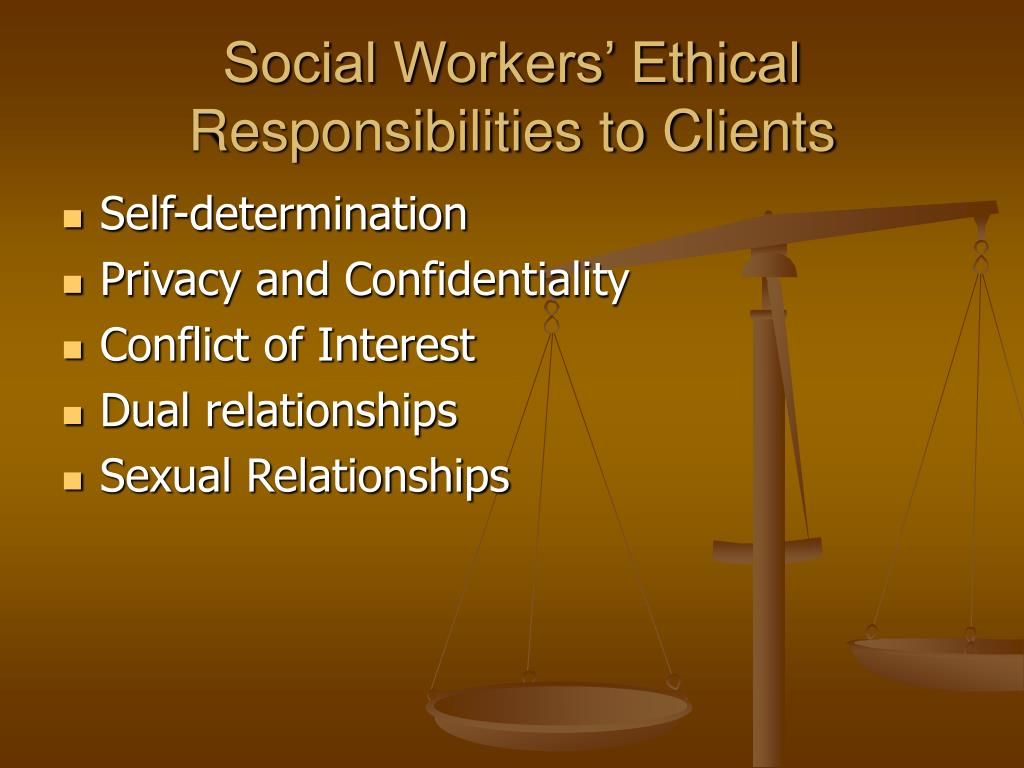 Nasw Ethics Code Standards