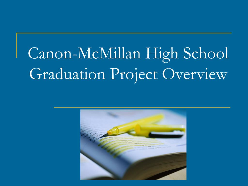Canon Mcmillan High School