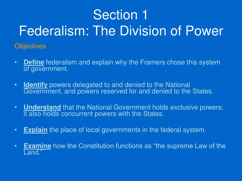 Federalism venn diagram us government pre algebra equation money denied to the federal government section 1 federalism the division of power l powers denied to the federal governmenthtml federalism venn diagram us pooptronica Choice Image