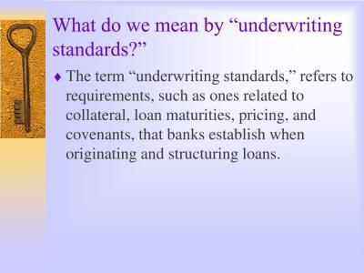 PPT - Agricultural Loan Underwriting PowerPoint ...