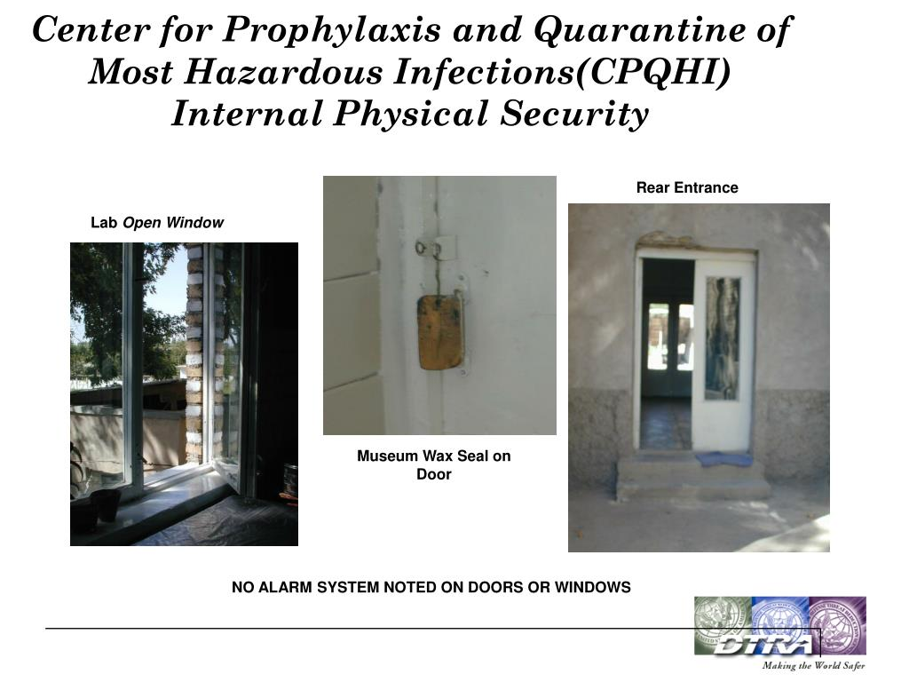 Security Alarm System Ppt