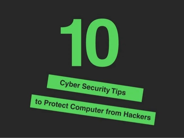 Web Security Slideshare