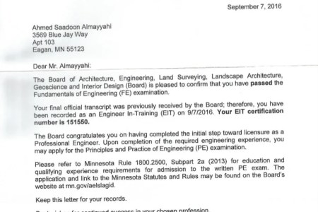 Free Example Letter » experience letter format electrical engineer ...