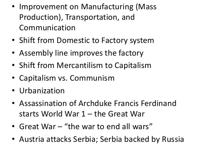 Capitalism Vs Mercantilism