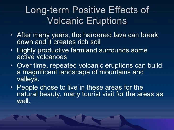 How Can Volcanoes Affect Climate