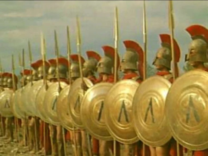 Ancient Greek Athenian Military