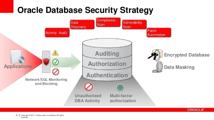 Database Security And Auditing