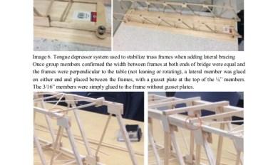 Truss Bridge Balsa Wood Ideas | Wooden Thing