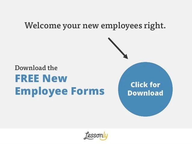 8 New Hire Packet Ideas by Lessonly