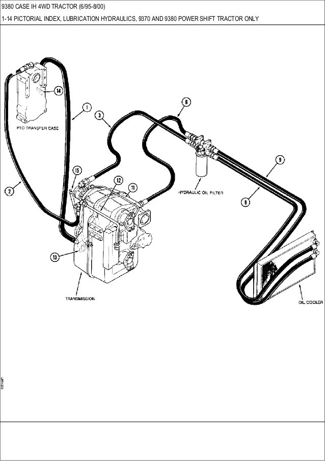 Farmall M Electrical Diagram