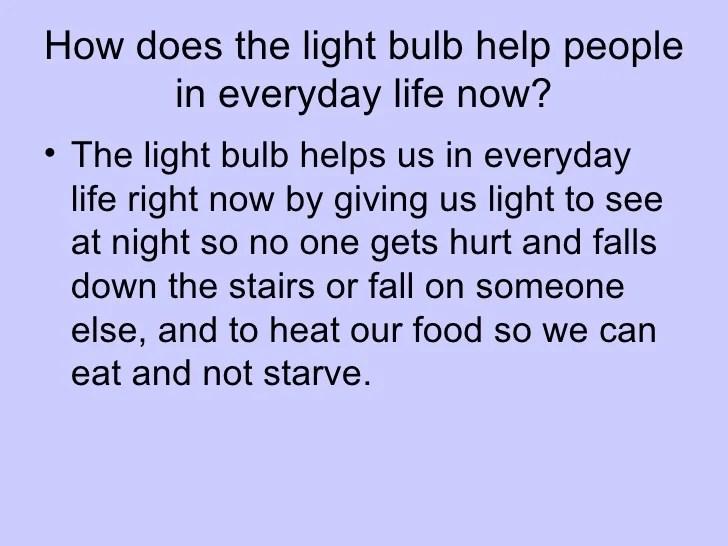 Best Light Bulb Reading