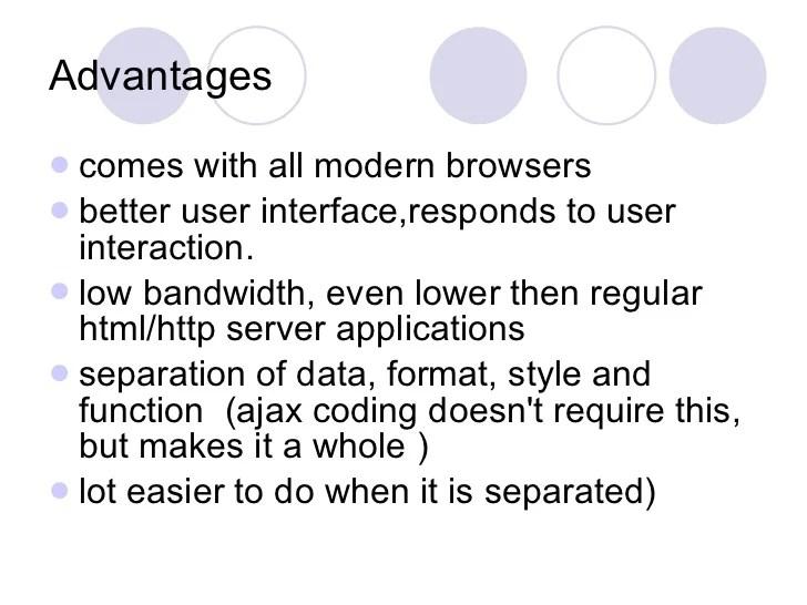 Disadvantages Client Server Network