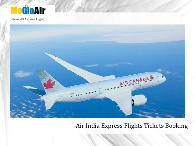 Air India Express Flights Tickets Booking