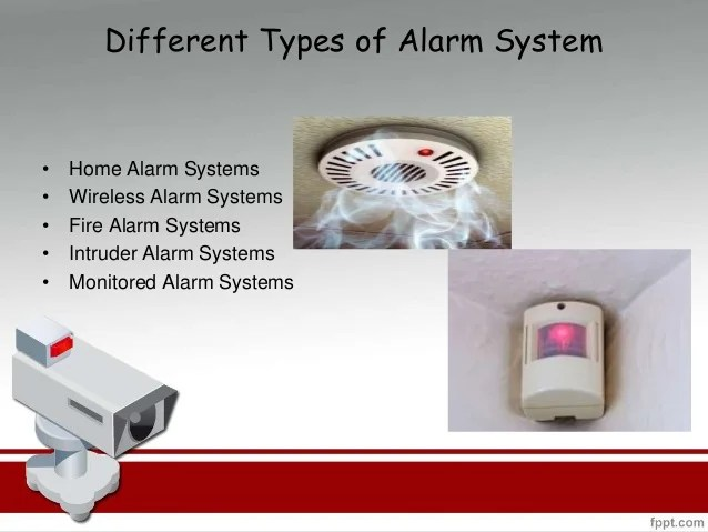 Alarm Top Systems House 10