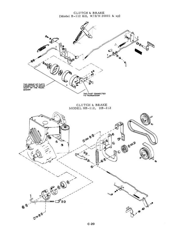oliver 60 wiring diagram