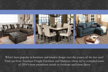 American Freight Year in Furniture Trends American Freight Reviews The Year in Furniture Trends  2