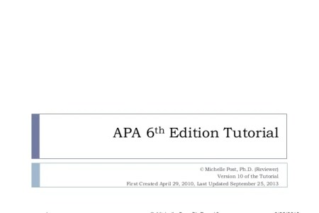 best apa style title page template 6th edition image collection