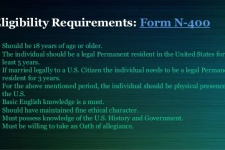 Free Application Forms Us Citizenship Application Form